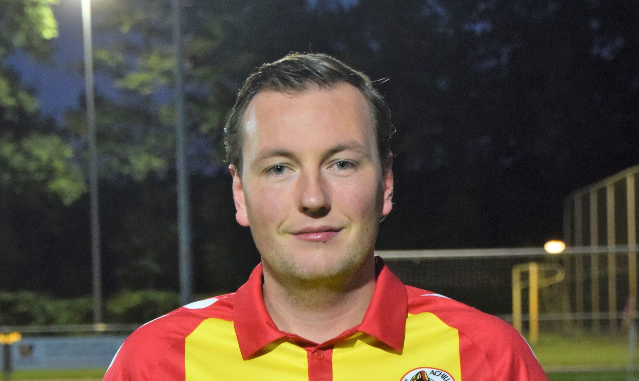 Thijs Bos: 'Laat die tegenstanders maar komen!'